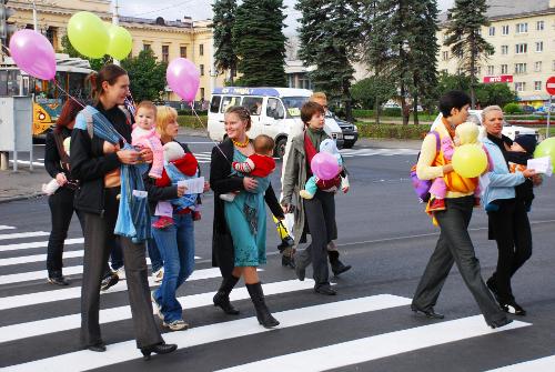 Слингошествие в Петрозаводске