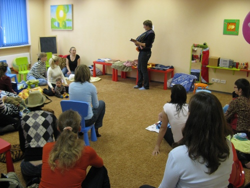Мастер-класс по слингам в Петрозаводске