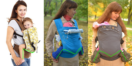 Рюкзак ergo не давит на спинку ребенка как пошить сумку, рюкзак