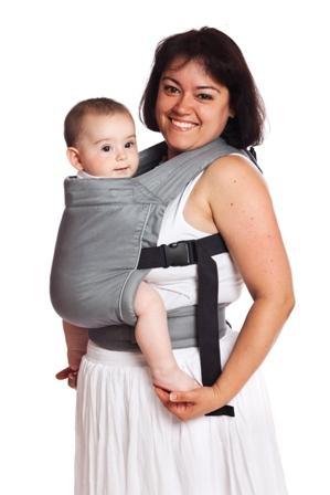 Эргономичный рюкзак: на животе