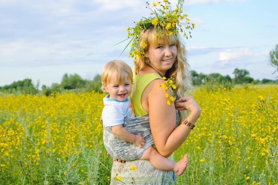 Мир возможностей: Красота материнства