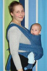 Май-слинг - Своими руками Easy-mei-sling
