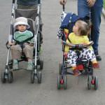 Детские коляски наносят вред психике ребенка