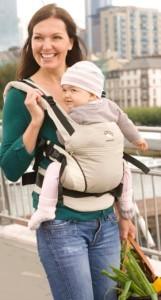 Эргономичный рюкзак Manduca