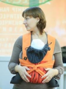 Май-слинг для новорожденного, ТМ Sun-Sling