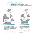 Как правильно носить новорожденного