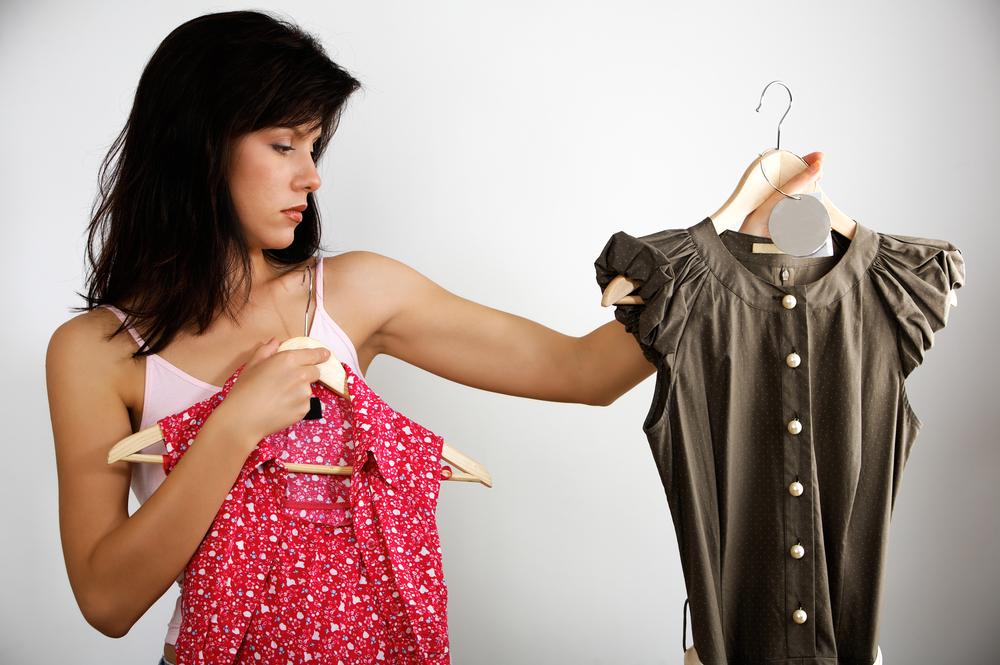 Стягивают одежды мамам