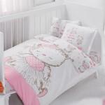 Крепкий сон, отличное самочувствие, прекрасное настроение: постельное белье для новорожденных