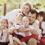 Особенности жизни многодетной семьи